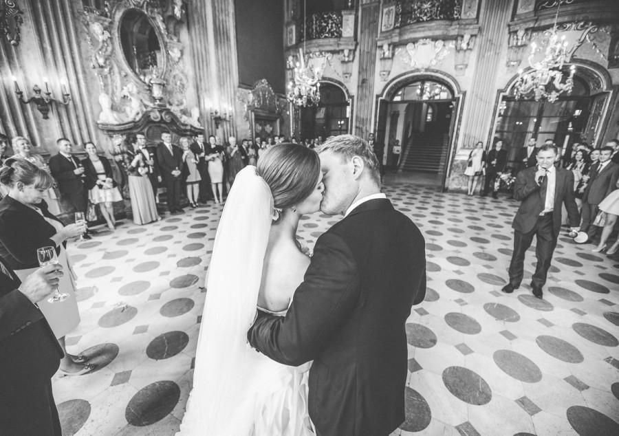 pierwszy pocałunek w zamek książ