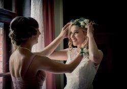 fotograf lubin, przygotowania panny młodej