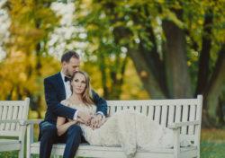 fotograf legnica, fotograf lubin, para młoda odpoczywająca na łatce
