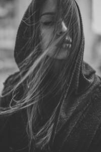 zmysłowy portret kobiecy