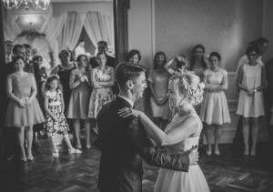 pierwszy taniec Pary Młodej fotograf legnica