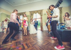 weselne tańce