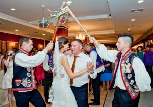 darowiny na weselu łemkowskie, wesele łemkowskie, wesele prawosławne