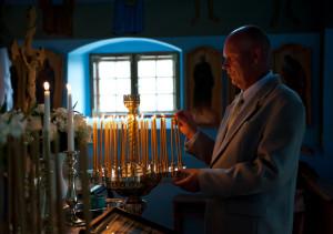 w cerkwii prawosławnej, cerkiew w Zimnej Wodzie