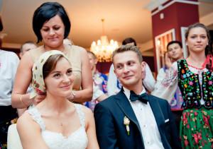 oczepiny, wesele łemkowskie