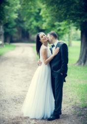 Plener ślubny Kasi