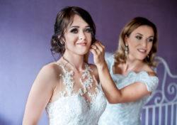 fotograf lubin, głogów fotograf, panna młoda podczas przygotowań