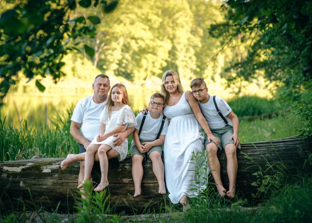 jej rodzina